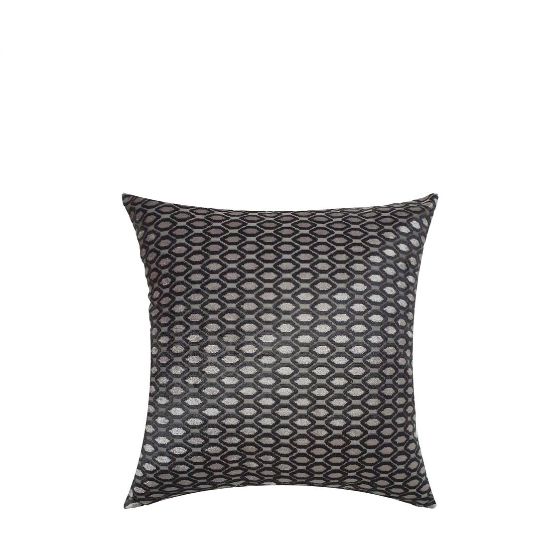 JRapee Puccini Cushion Cover Black 43x43cm
