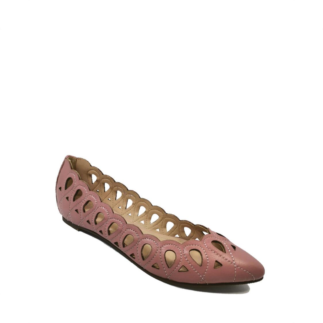 itti  otto Pointy Toe 30-9408 Pink