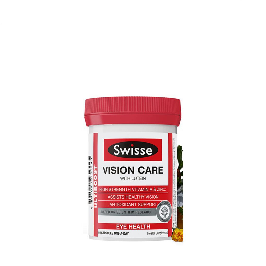 Swisse Ultiboost Vision Care 60s