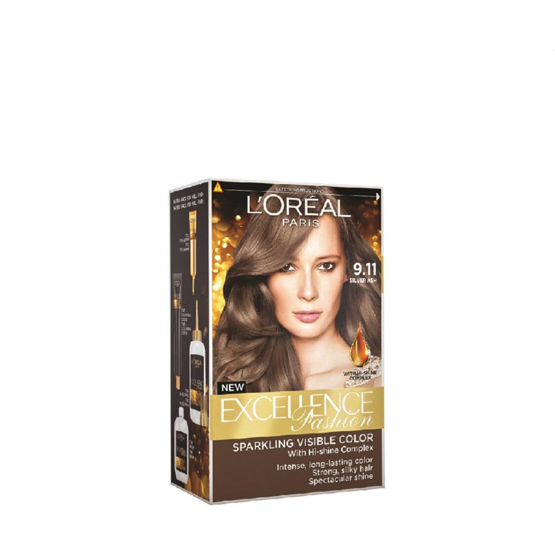LOreal Paris Excellence Fashion