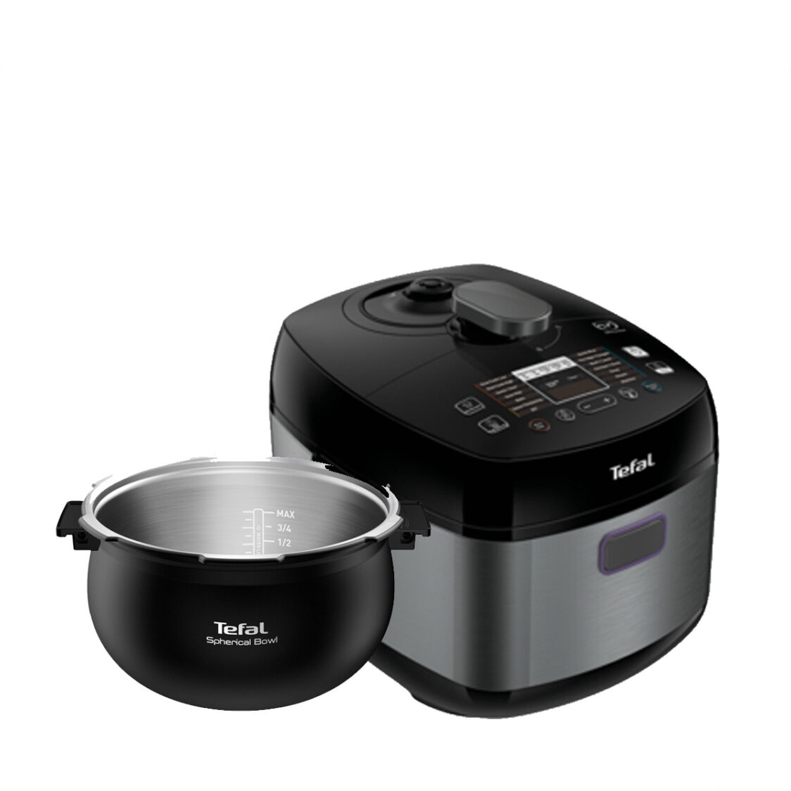 Tefal Home Chef Smart Pro Multicooker 5L  Additional Inner Pot CY625  XA623
