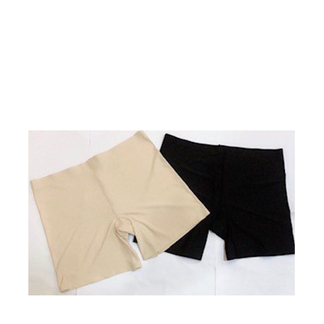 JSerene Seamless Safety Pants Black