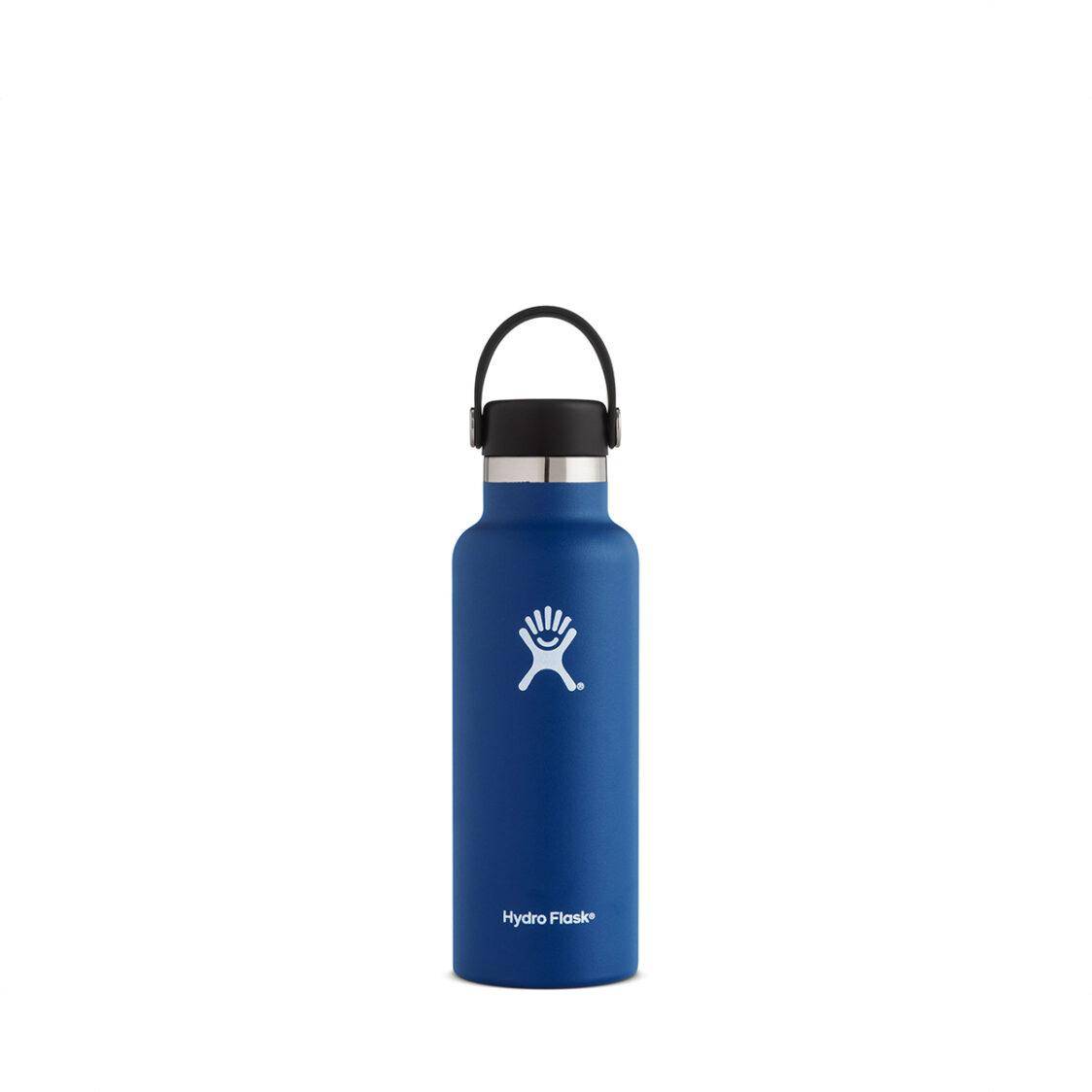 Hydro Flask Standard Flex Cap 18oz Cobalt