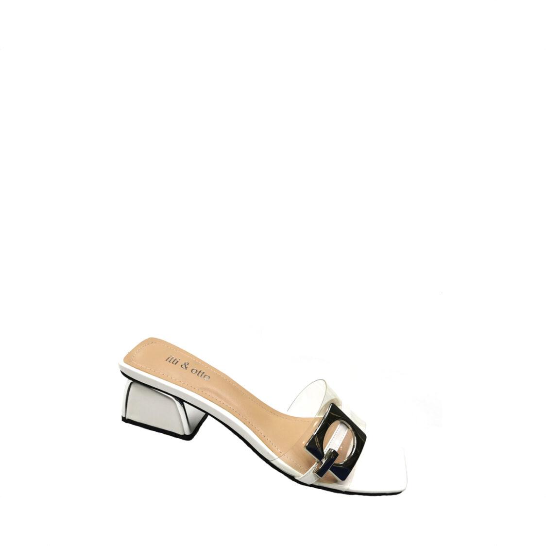 Itti  Otto Buckle Slip On Sandal 34-7208