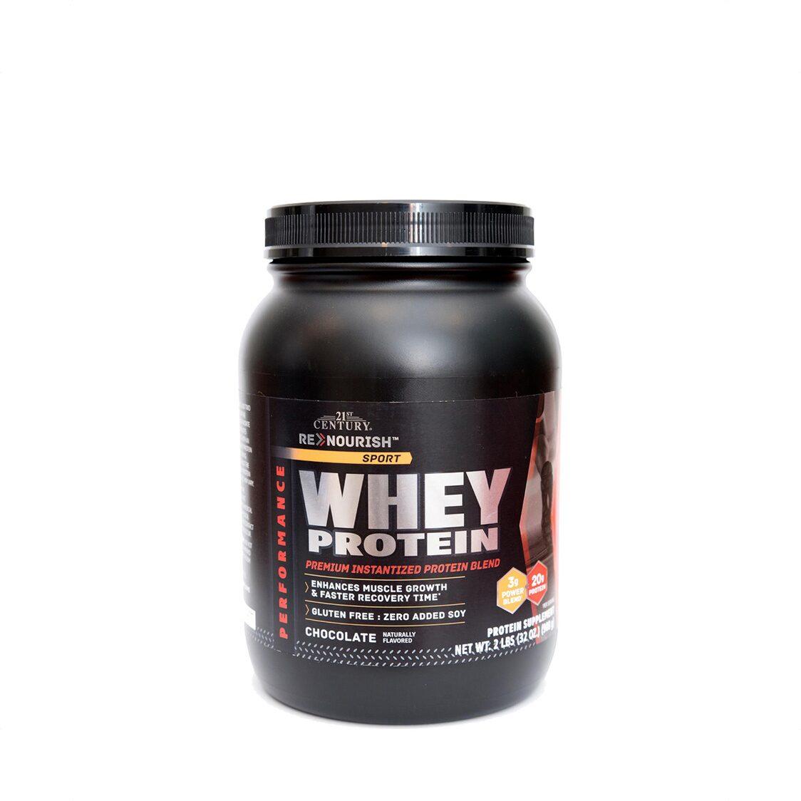 Renourish Sport Protein Powder Chocolate 2lb