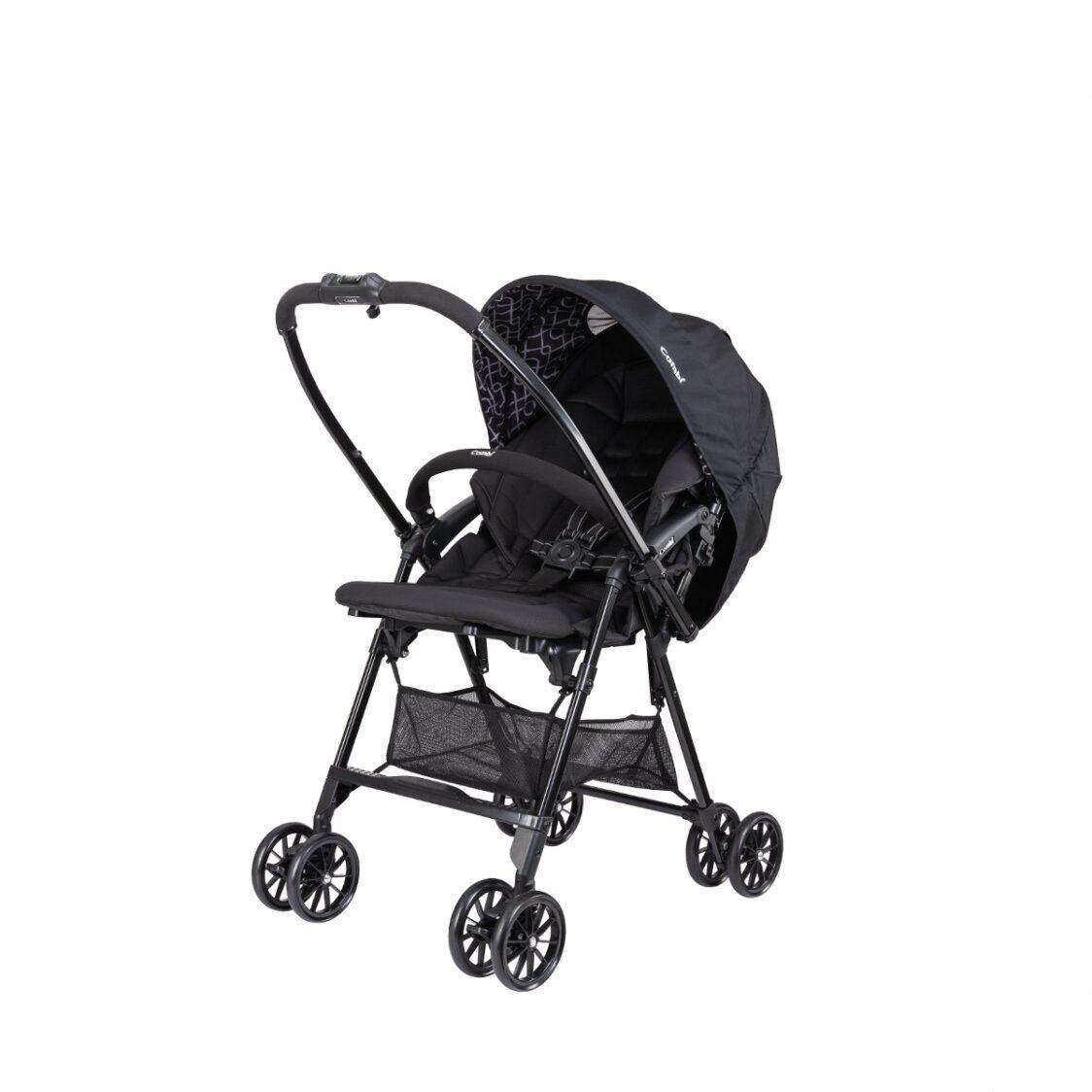 Combi Neyo Plus Black Stroller 148 Months 48KG