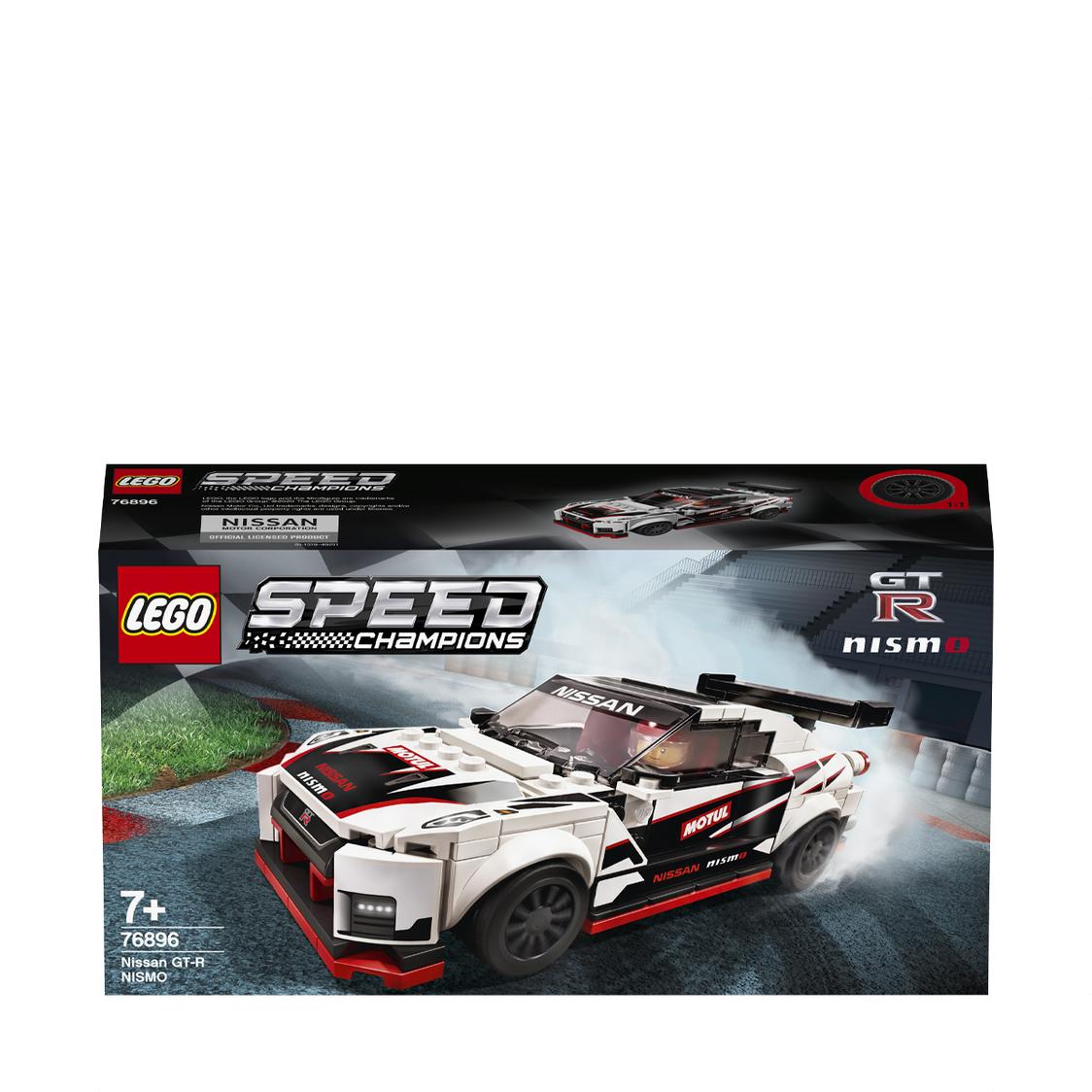 LEGO Nissan GT-R NISMO 76896