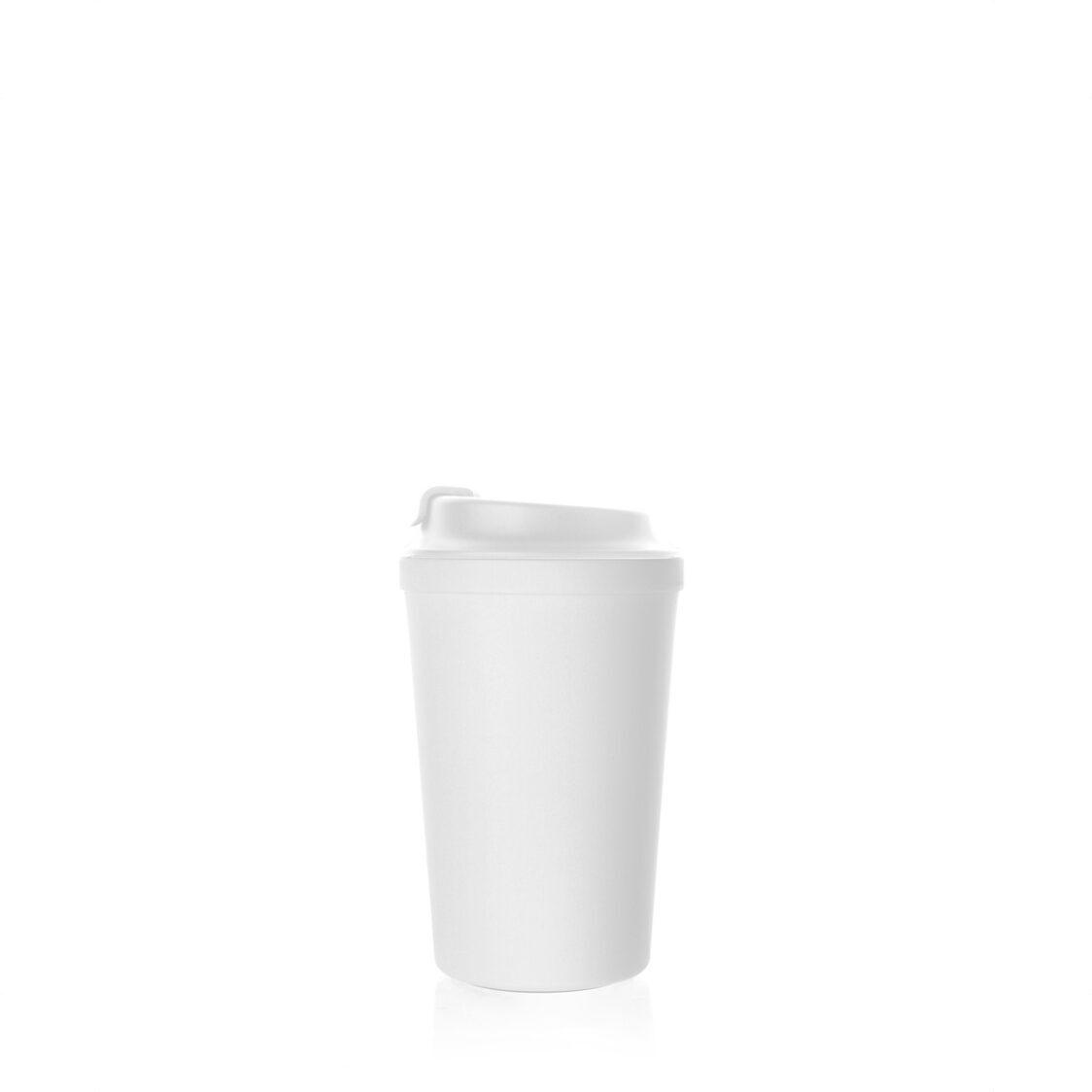 Artiart Suction Idea Caf Mug Solar White 340ml