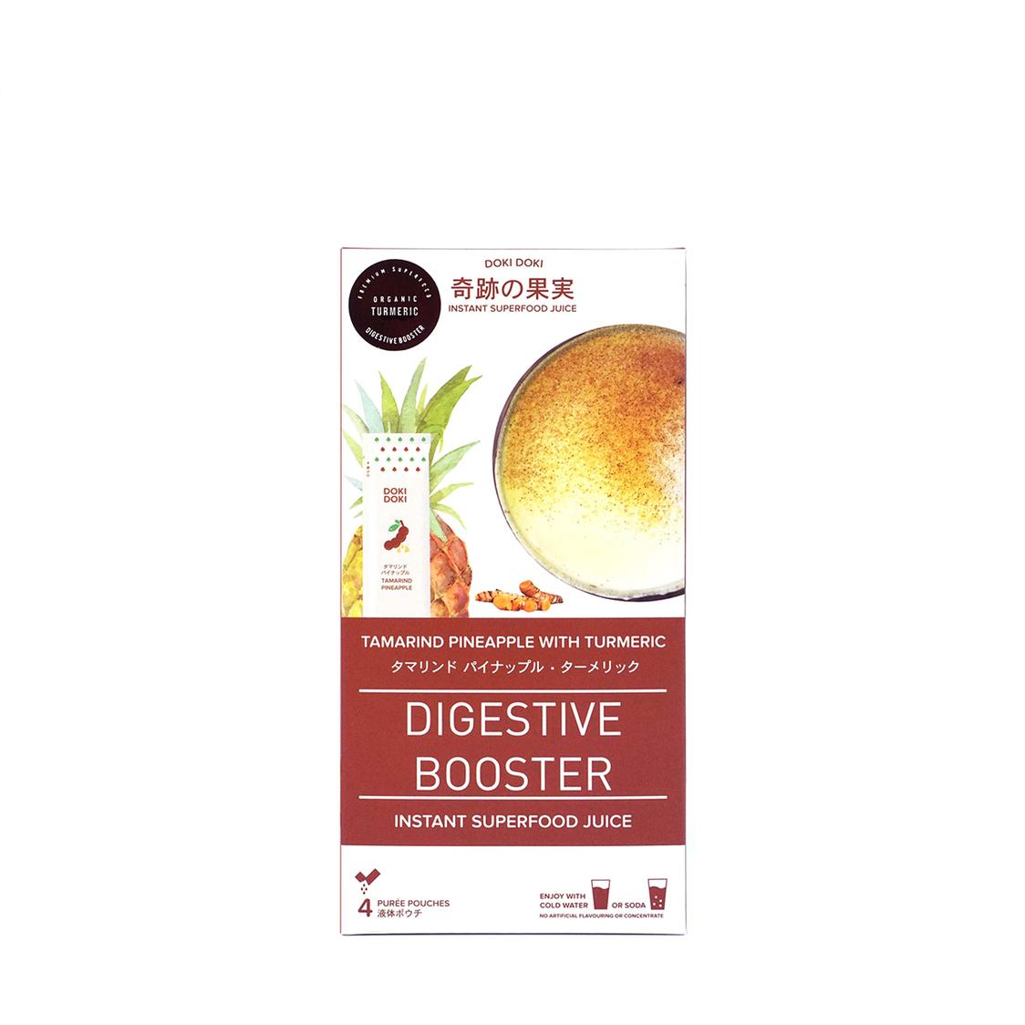 Superfood Tamarind Pineapple Turmeric Digestive Booster 4s