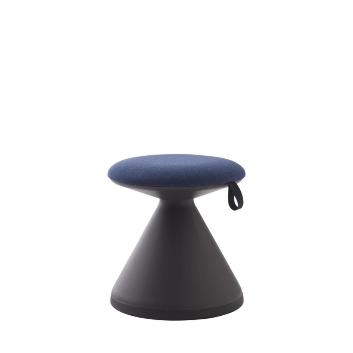 Iloom Fungus fabric 454A Dark Grey Shell