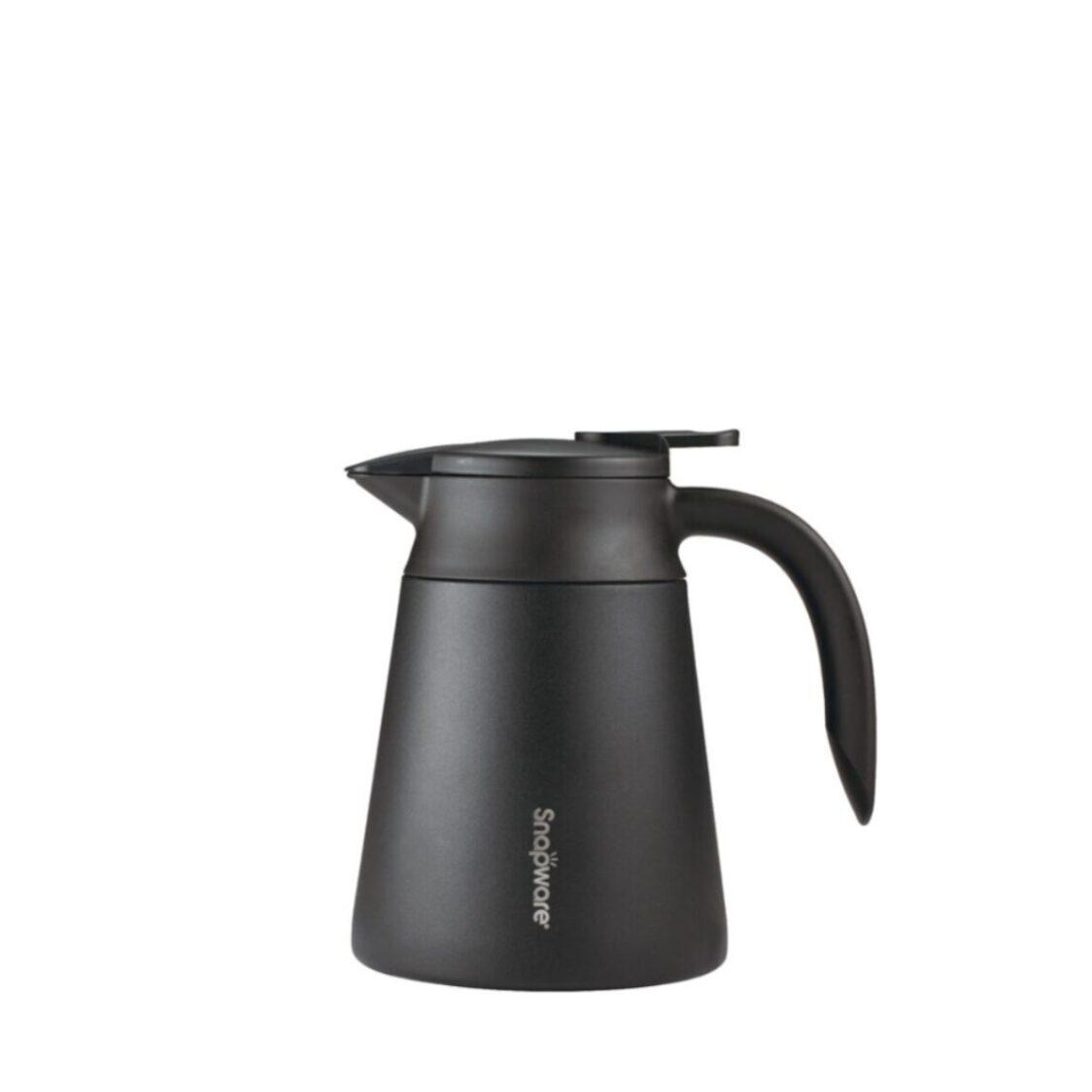 Snapware 113L Ceramic Thermal Flask Black