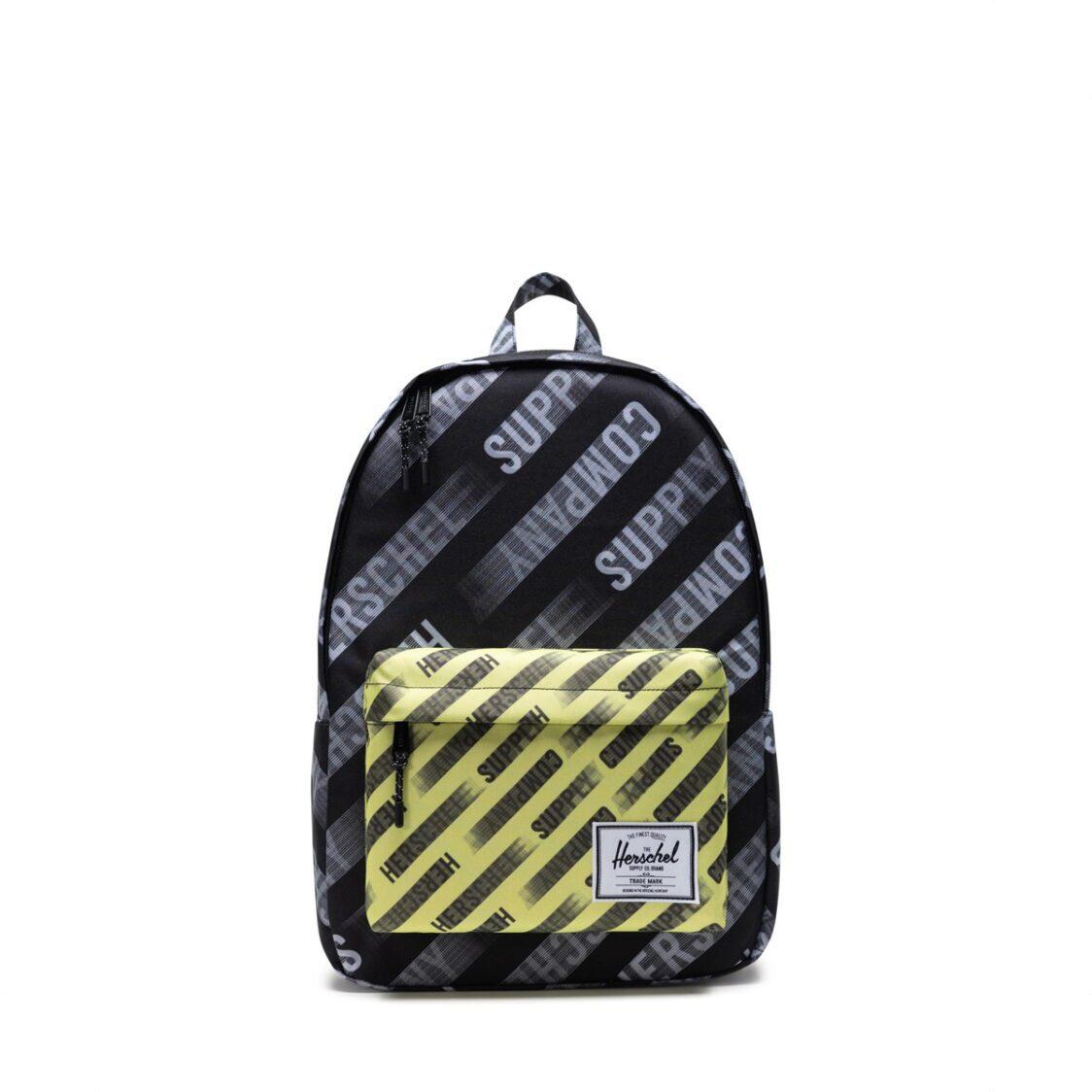 Herschel Classic X-Large - Motion BlackHighlight Backpack 10492-04485-OS