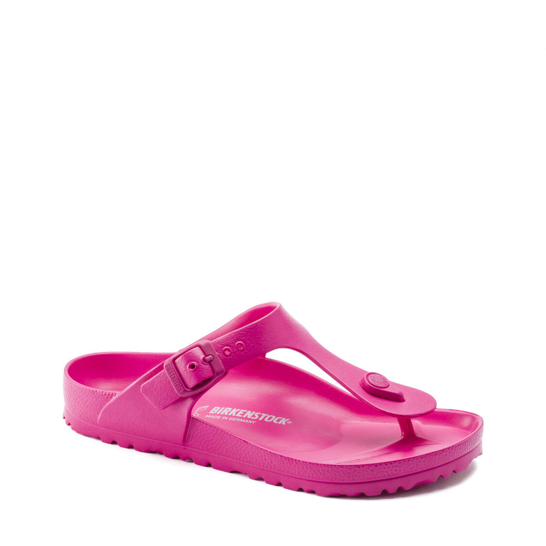 Birkenstock Gizeh EVA Womens Regular Width Sandals Beetroot Purple