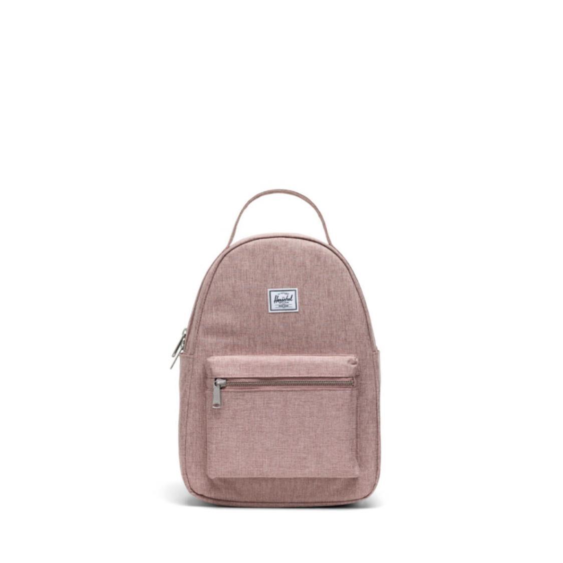 Herschel Nova Small Ash Rose Crosshatch Backpack 10502-04885-OS