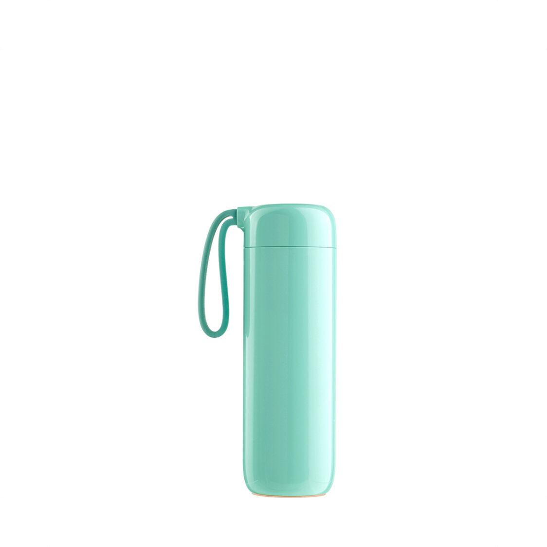 Artiart Water Logo Thermal Bottle Cloud Green 400ml