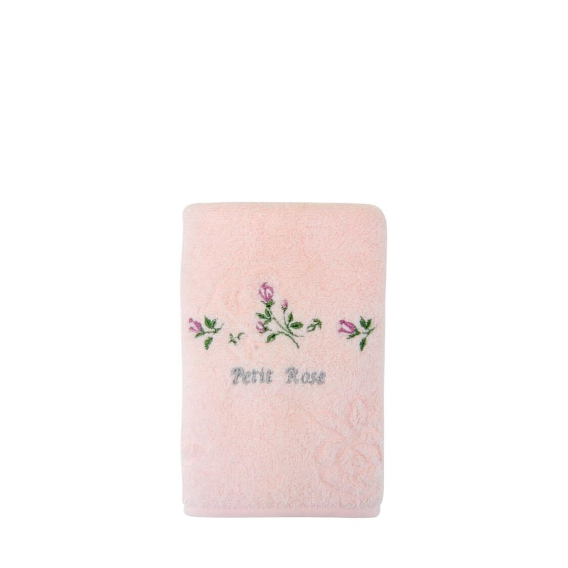 Petit Rose 100 Combed Cotton Hand Towel Pink