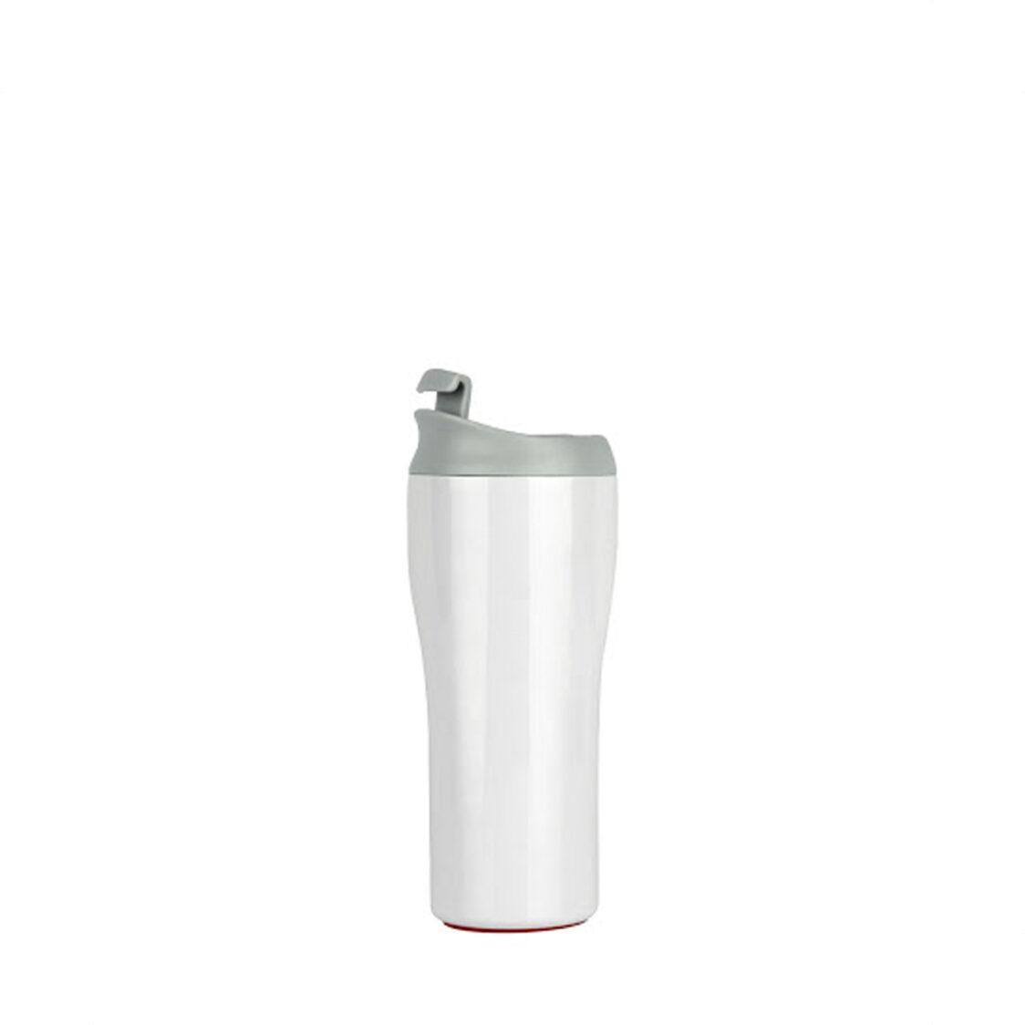 Artiart Suction Lark Thermal Bottle White 380ml