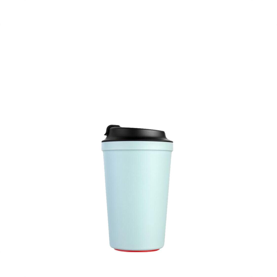 Artiart Suction Idea Caf Mug Sky Blue 340ml
