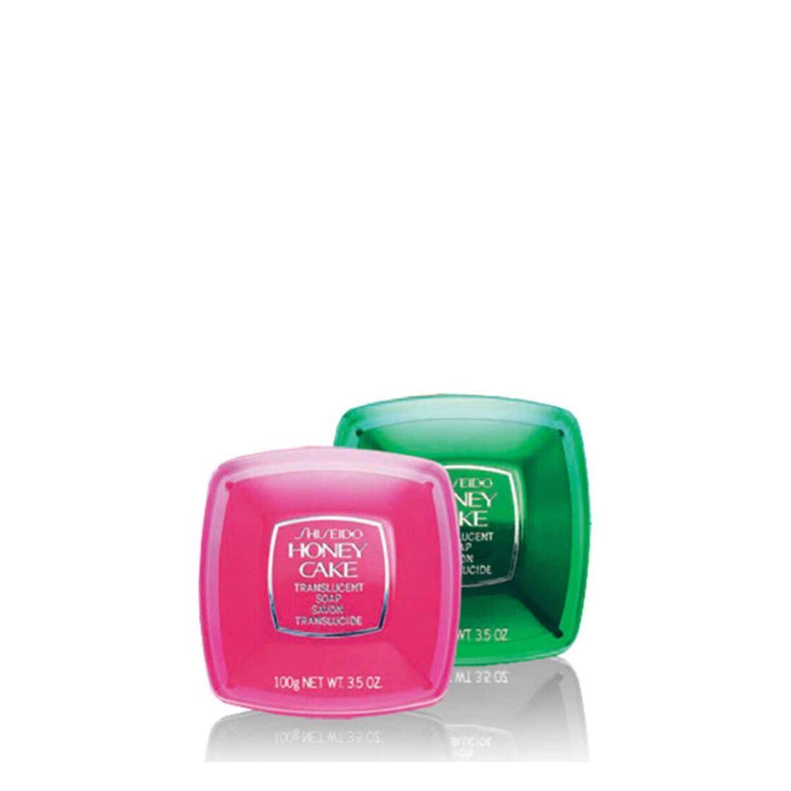 Shiseido Honey Cake Translucent Soap