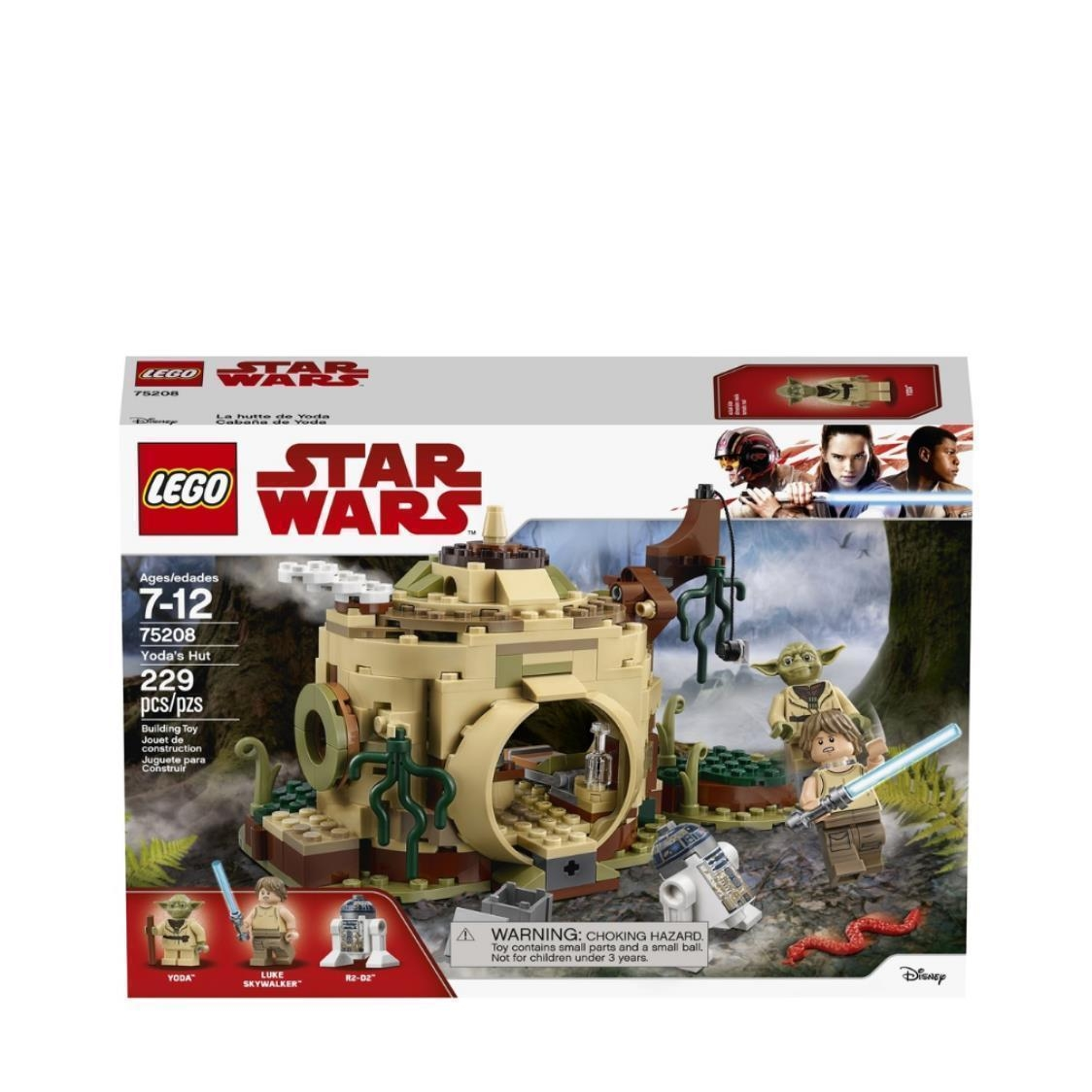 LEGO Star Wars - Yodas Hut 75208 V29