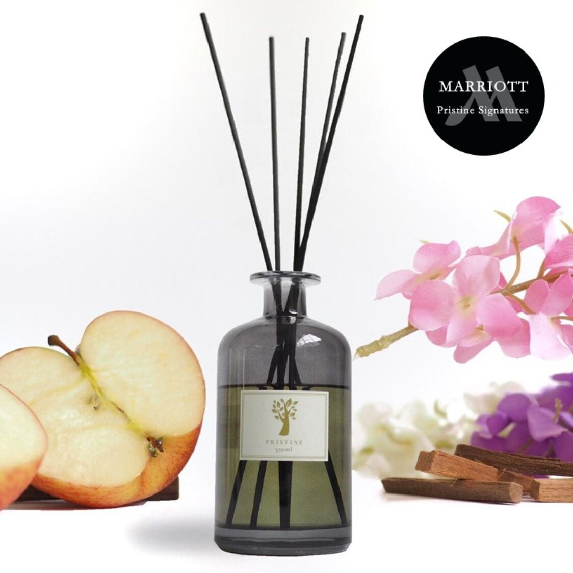 Pristine Aroma Marriott Signature Scent Reed Diffuser 350ml