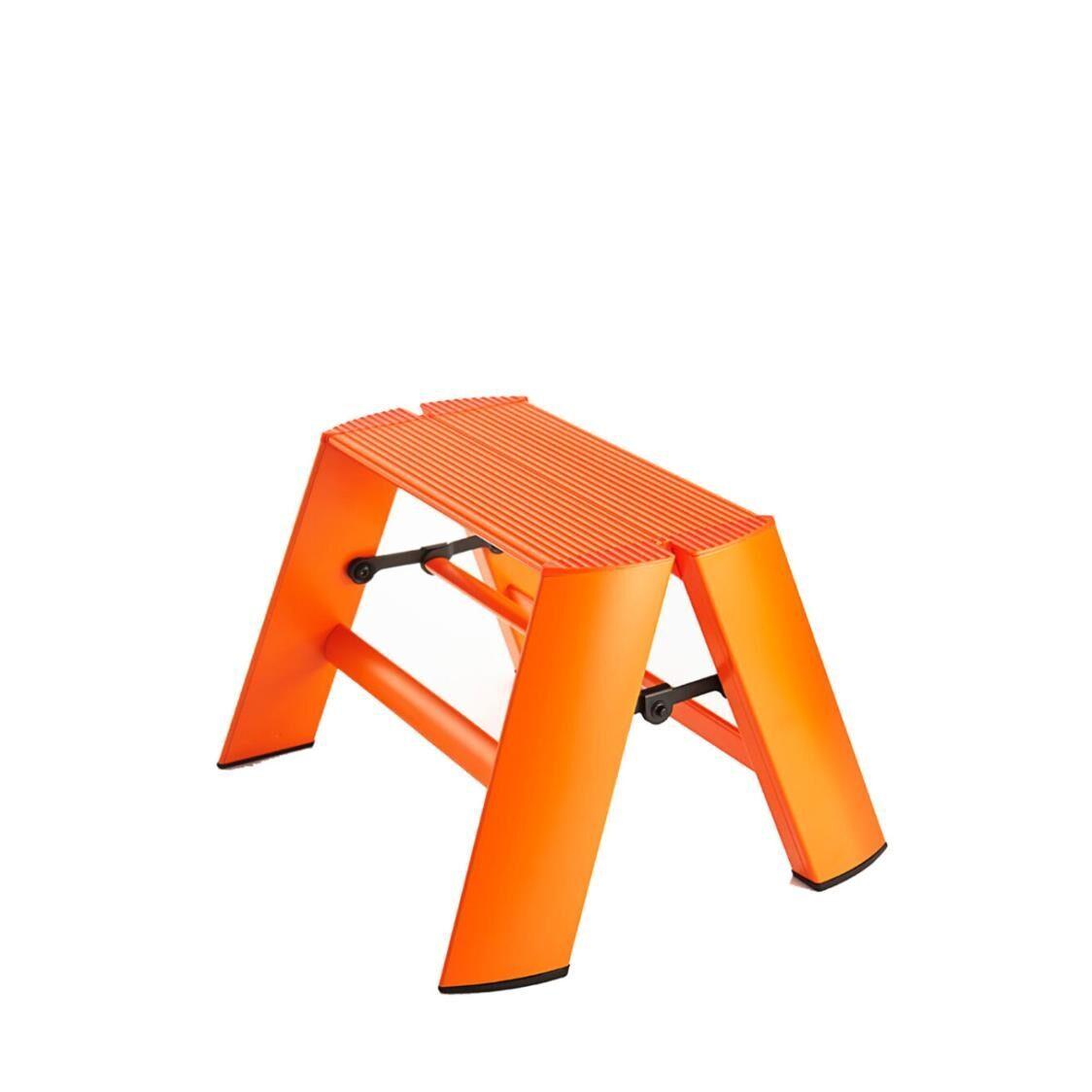 Lucano Alum 1 Stepstool Wide Ladder ML21OR