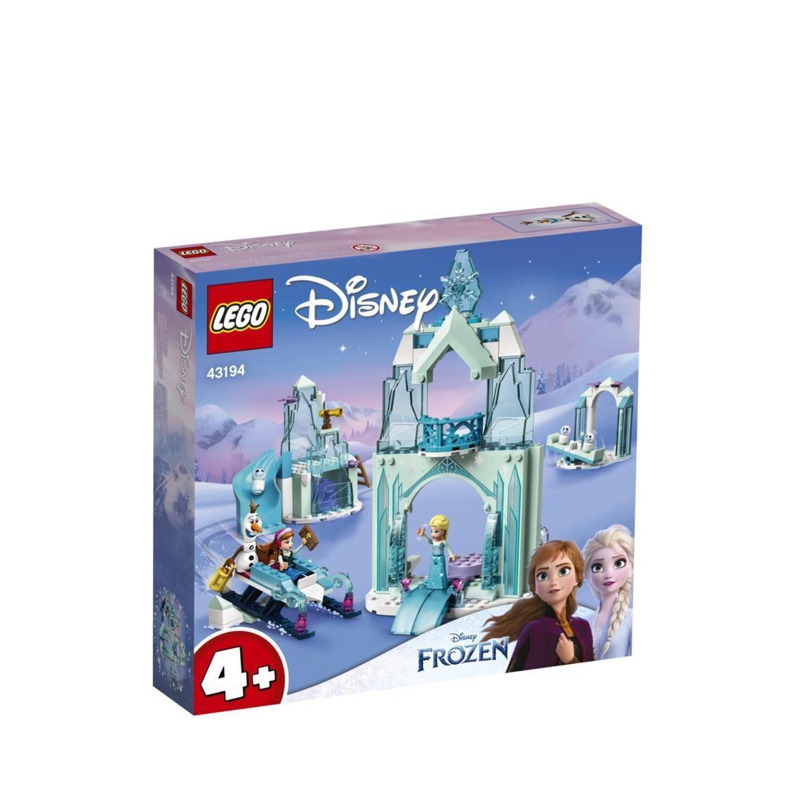 LEGO Disney Princess - Anna and Elsas Frozen Wonderland 43194