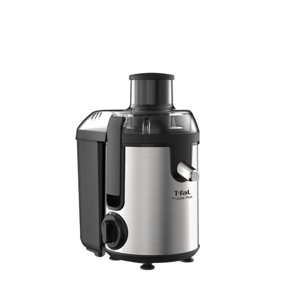 Tefal Juice Extractor Frutelia Metal ZE420D65