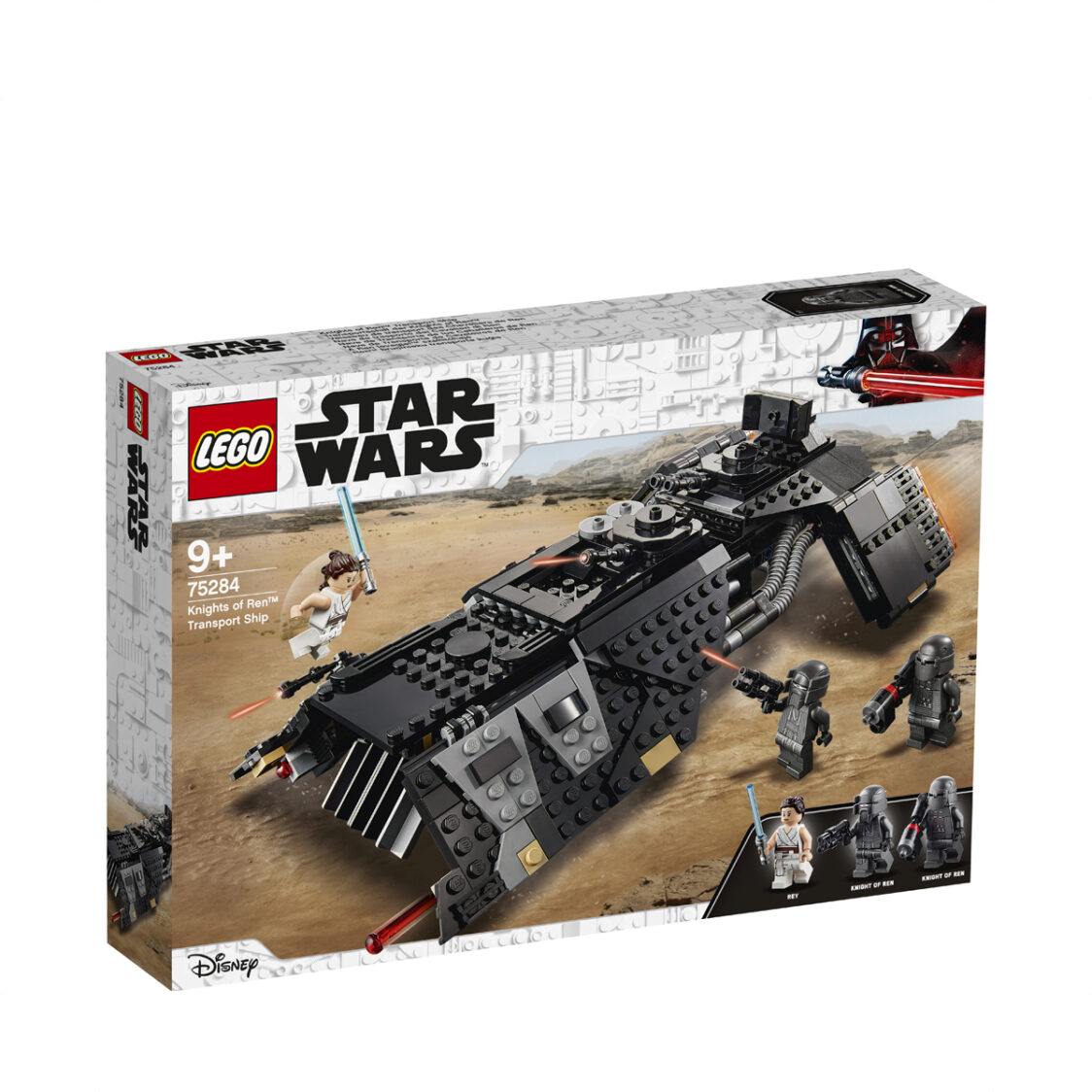 LEGO Knights of Ren Transport Ship 75284 V29