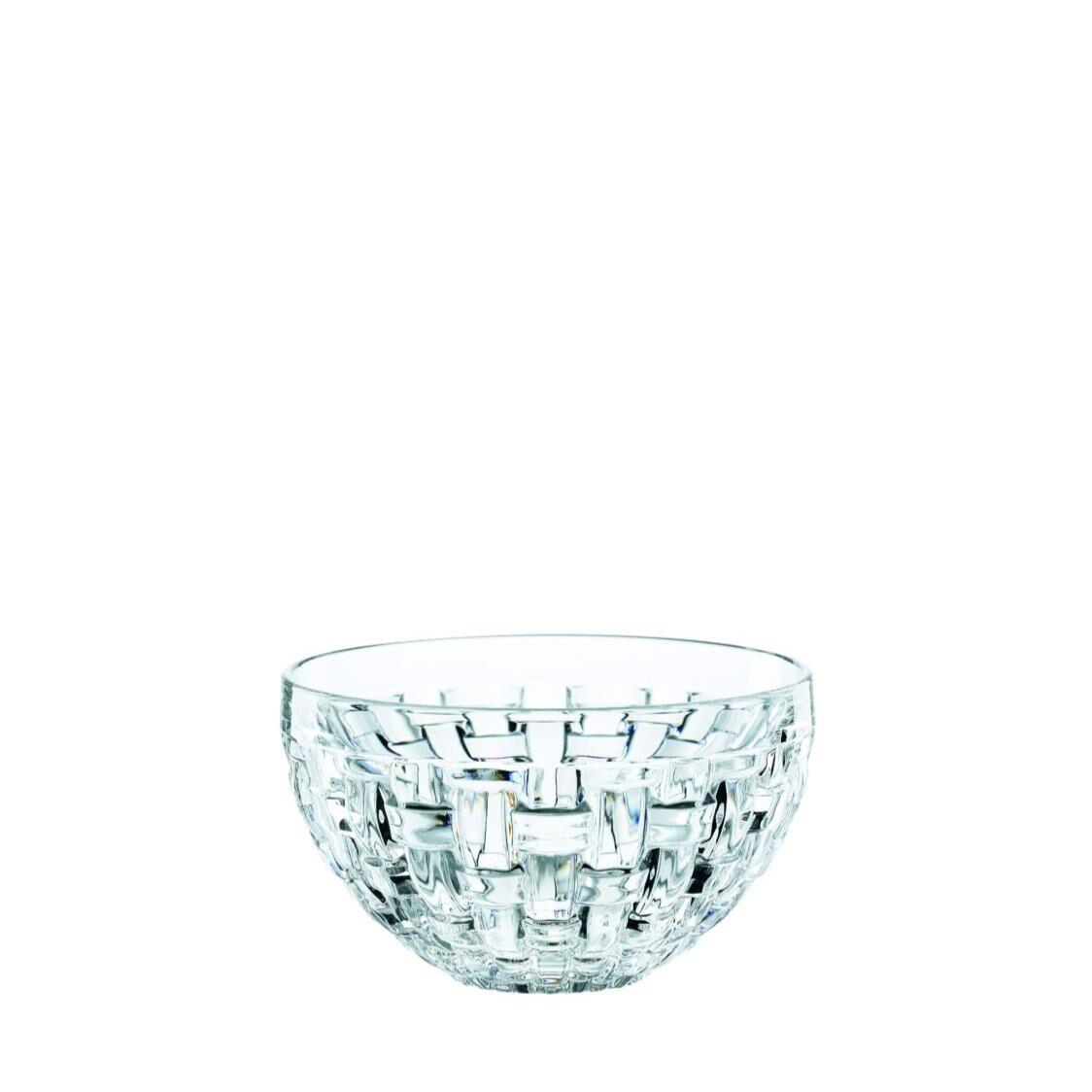 Nachtmann Lead Free Crystal Round Dip Bowl Set Of 4Pcs Bossa Nova R-101322