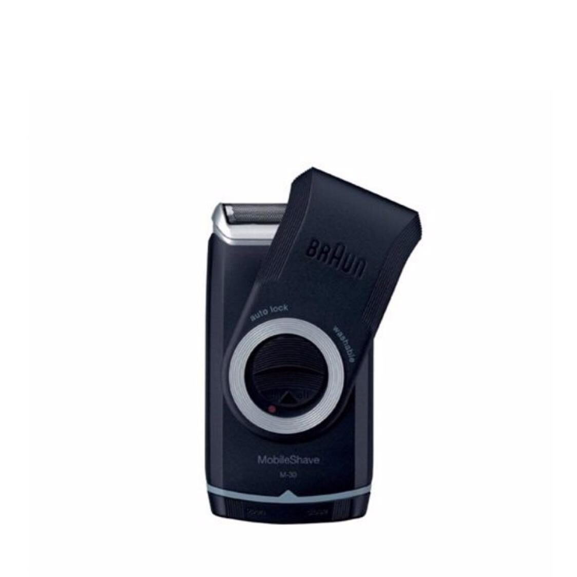 BRAUN Mobile Shave M30 Shaver Small Travel Size