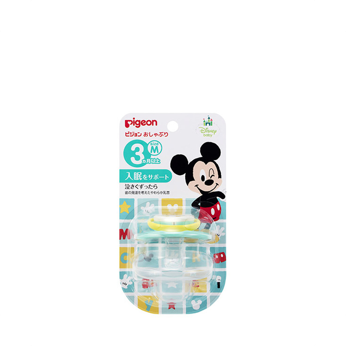 Calming Soother Mickey M