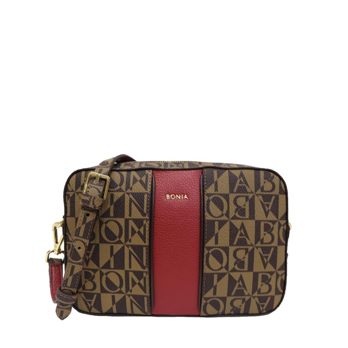 Bonia Monogram Crossbody Bag 801413-001-04