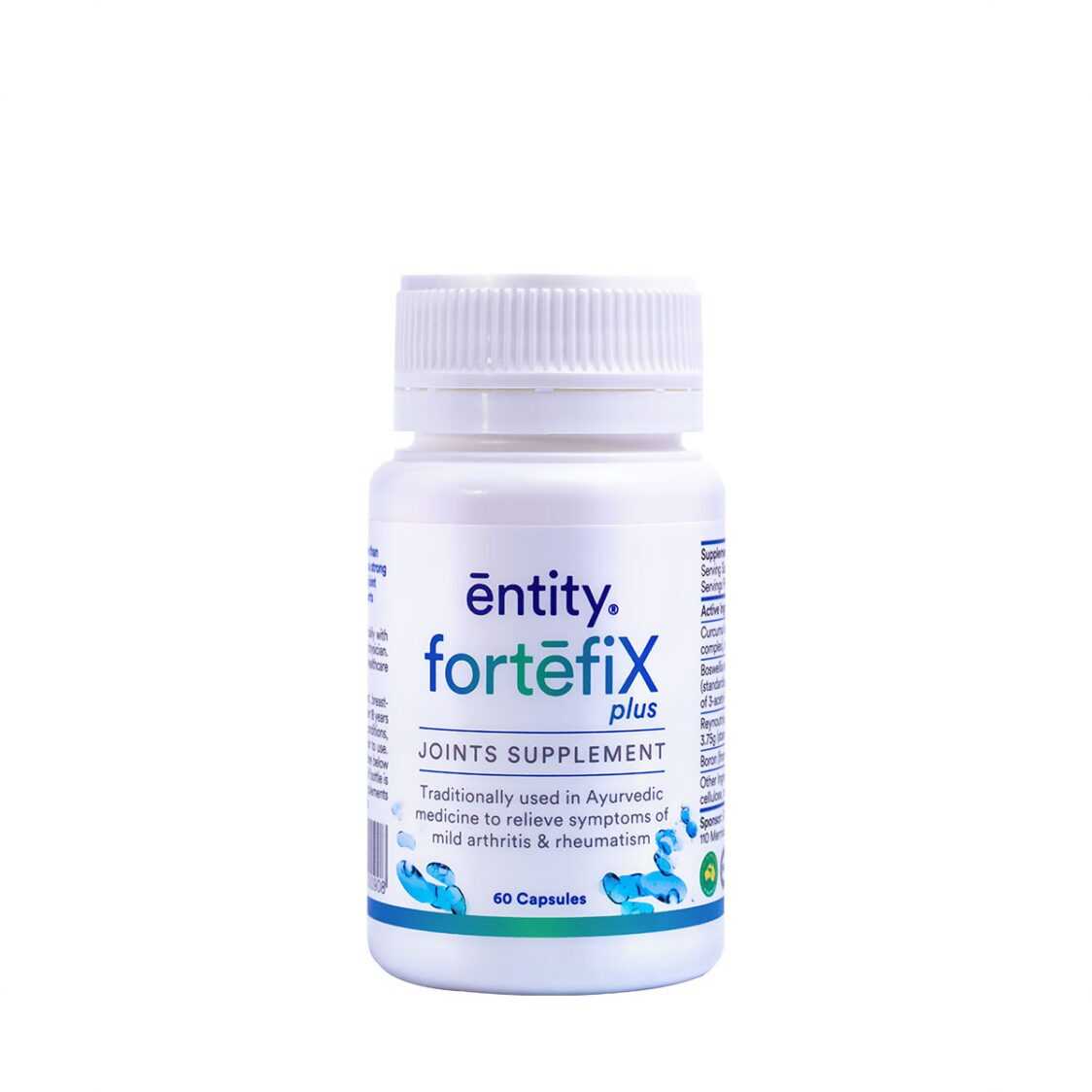 Entity FortefiX Plus Joint Health 60s
