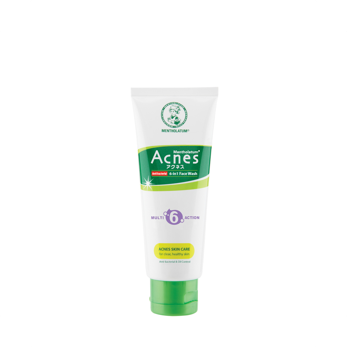 Acnes 6-in-1 Multi Action Wash 100g