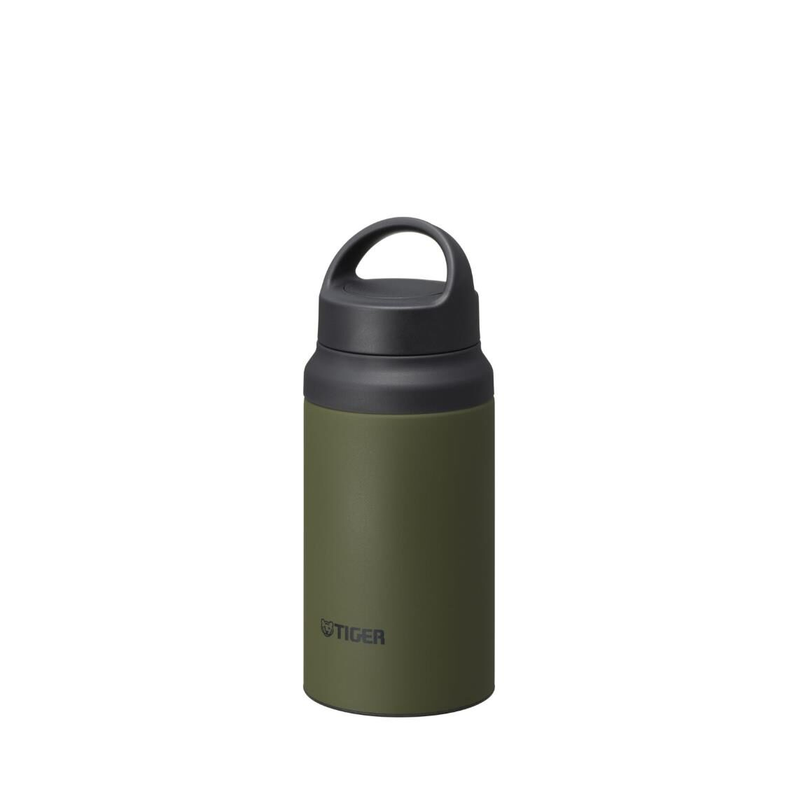Tiger 400Ml Double Stainless Steel Bottle - Moss Forest Mcz-S040 Gz
