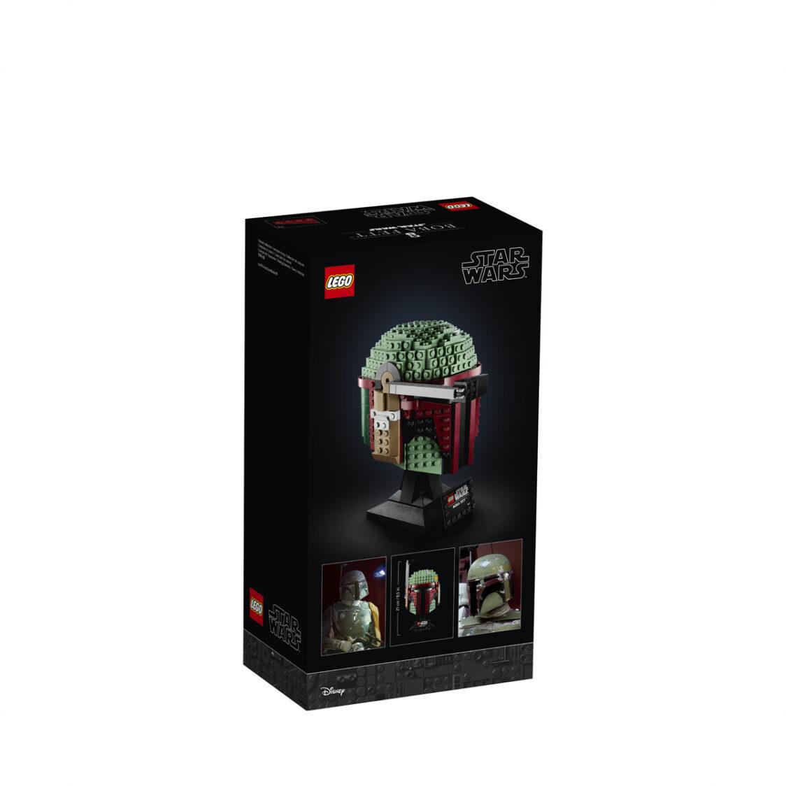 LEGO Star Wars - Boba Fett Helmet 75277 V29