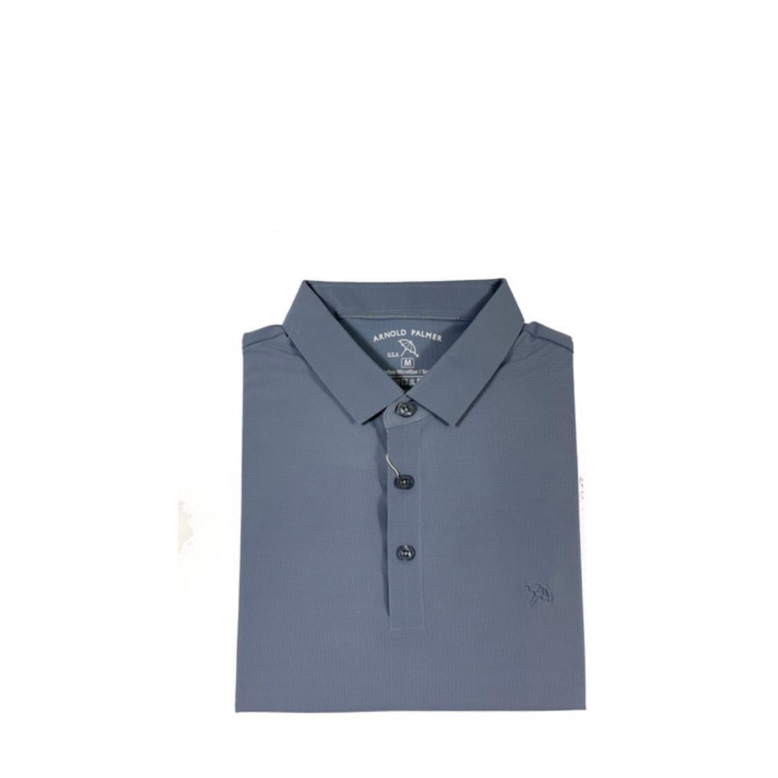 Short Sleeve Solid Polo ARP1004 Grey