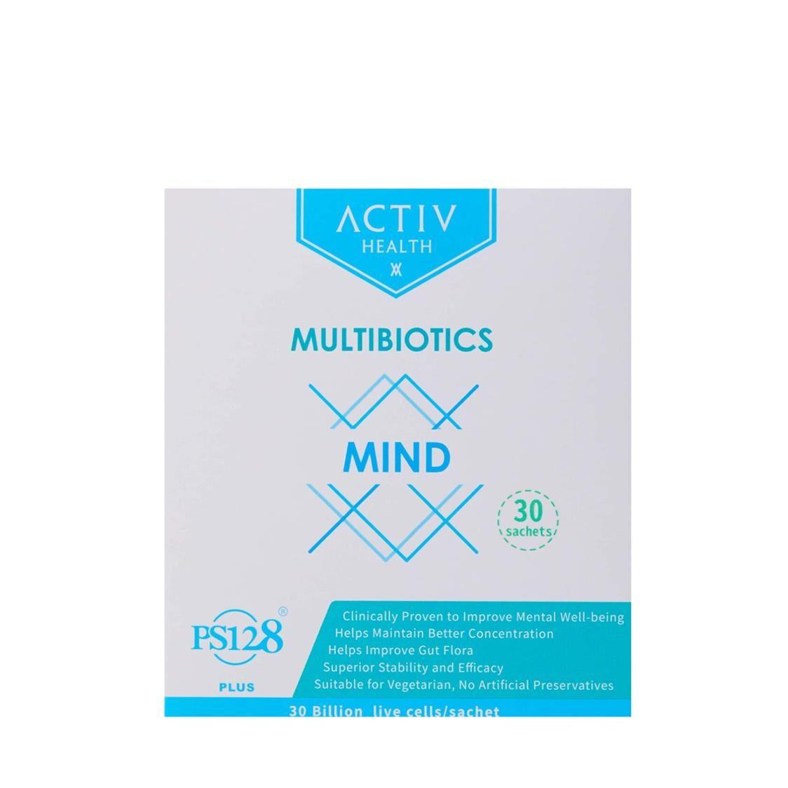 Activhealth Multibiotics MIND 30 sachets