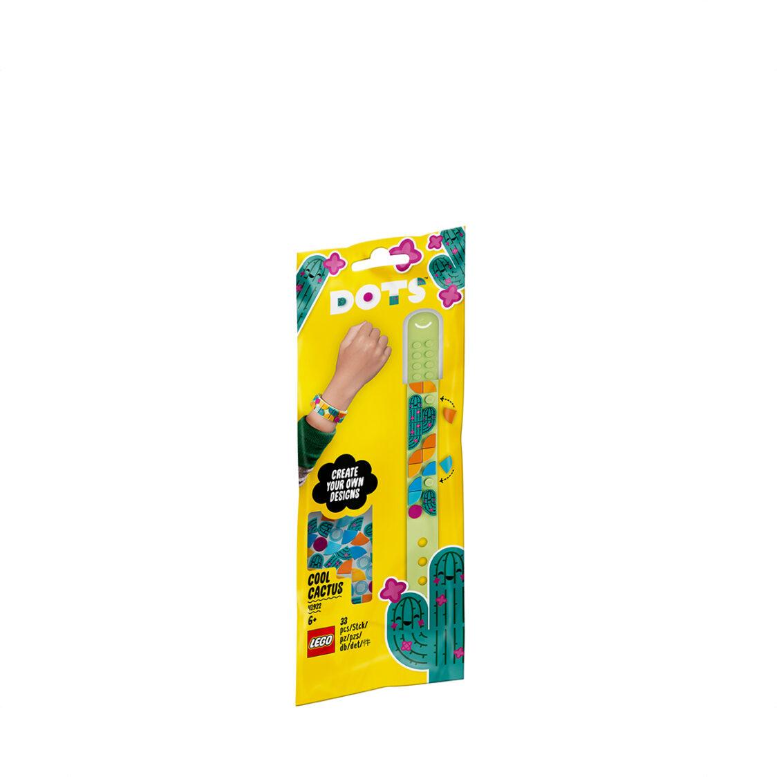 LEGO DOTS - Cool Cactus Bracelet 41922