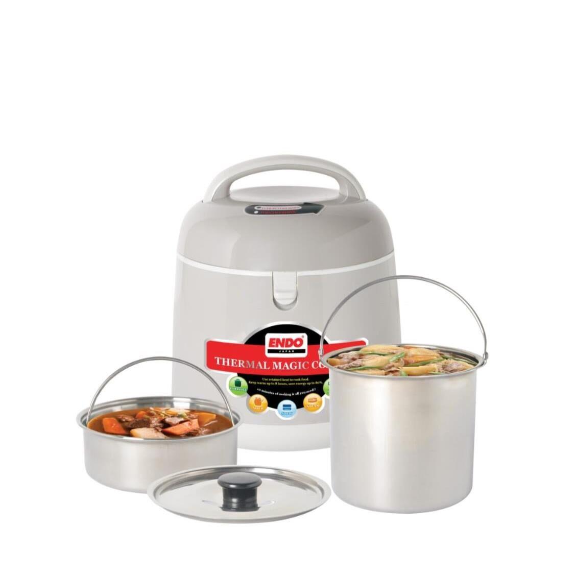 Endo 25L Thermal Magic Cooker