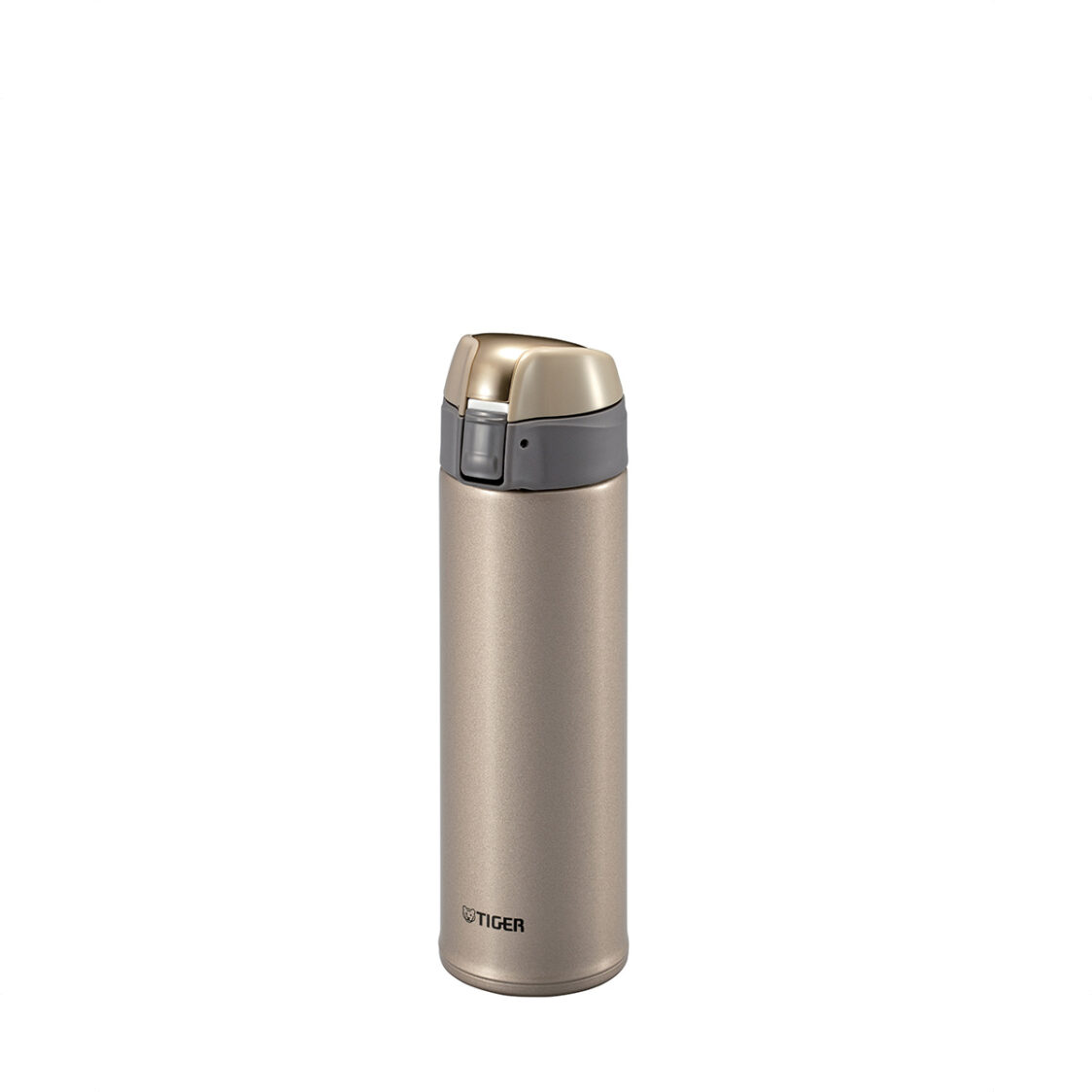 Tiger 500ml Double Stainless Steel Mug Champagne Gold MMQ-S050NH