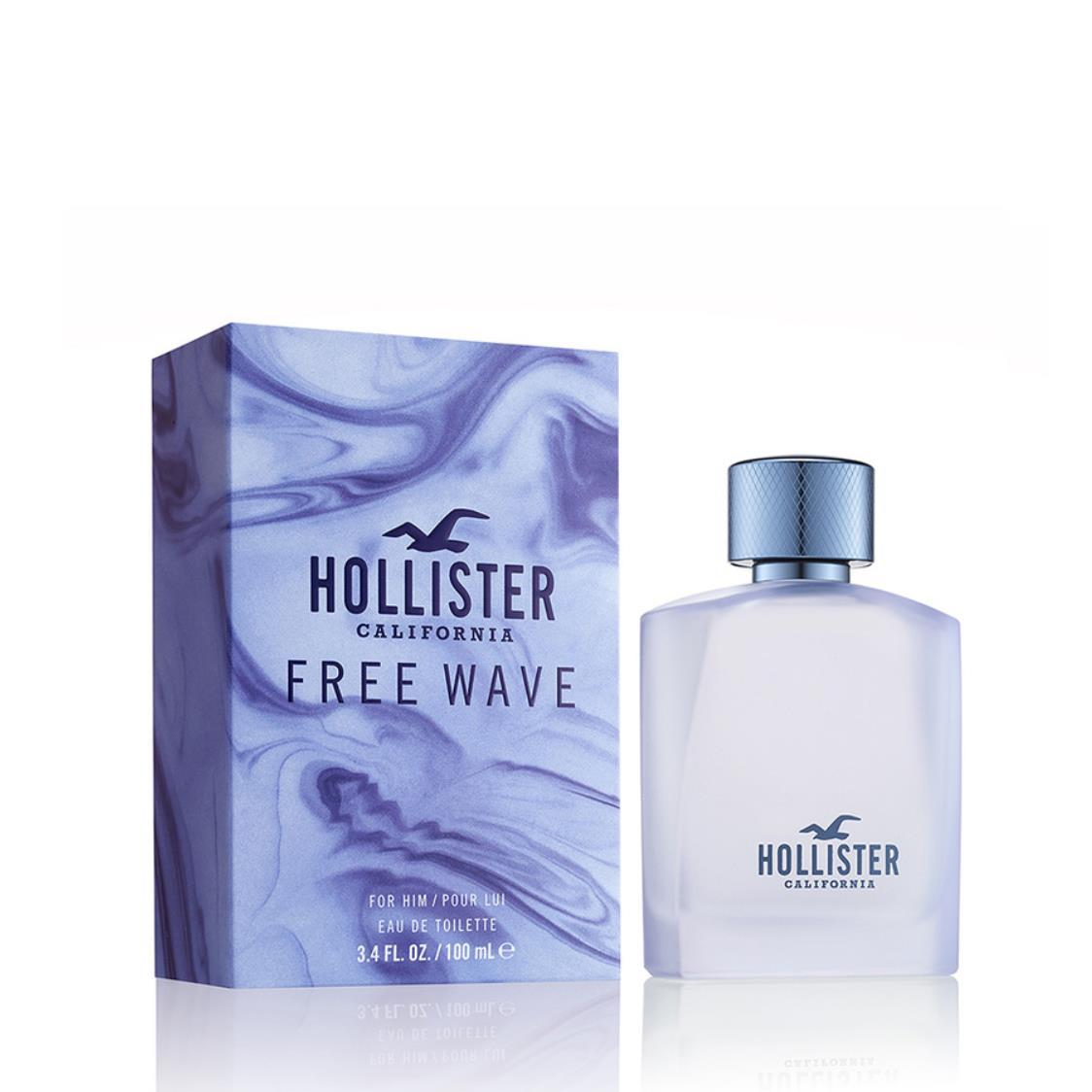 Hollister Free Wave For Him EDT 100ml