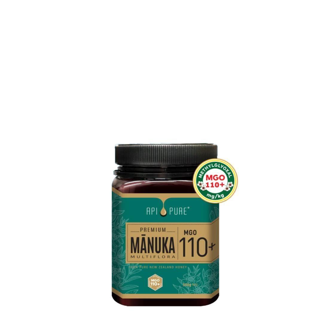 Apipure Premium Manuka MGO 110 500g