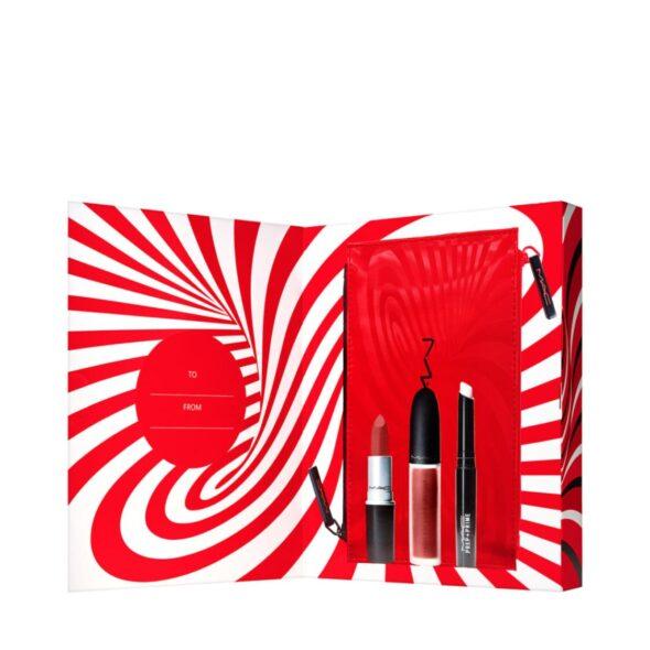 MAC Best Kept Secret Lip Kit Chili