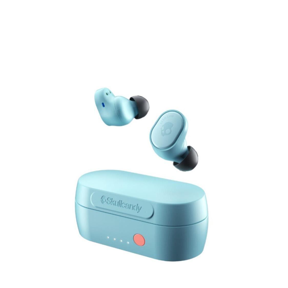Skullcandy Sesh Evo True Wireless In-Ear Earbuds Bleached Blue