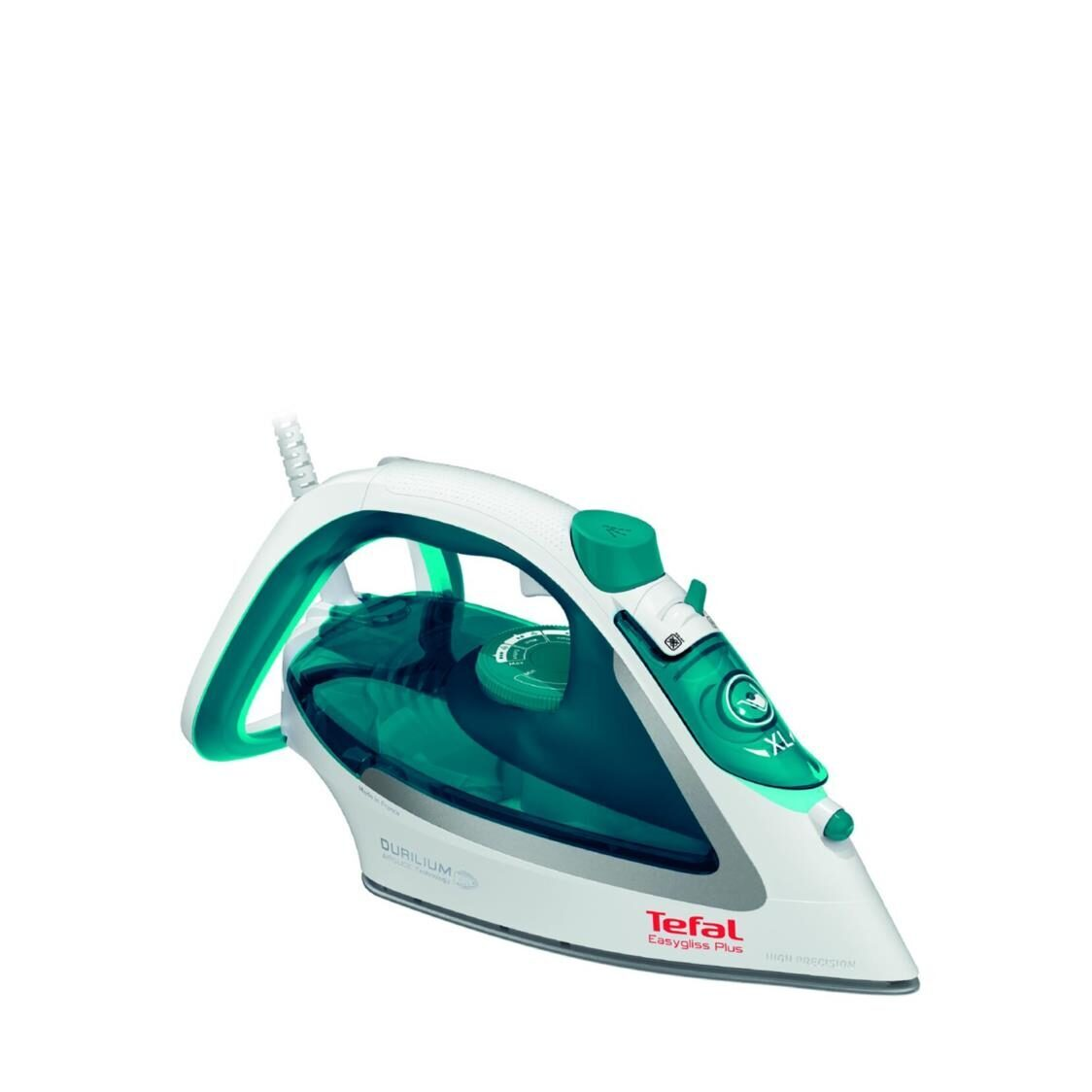 Tefal Steam Iron Easy Gliss 2 Turquoise FV5718
