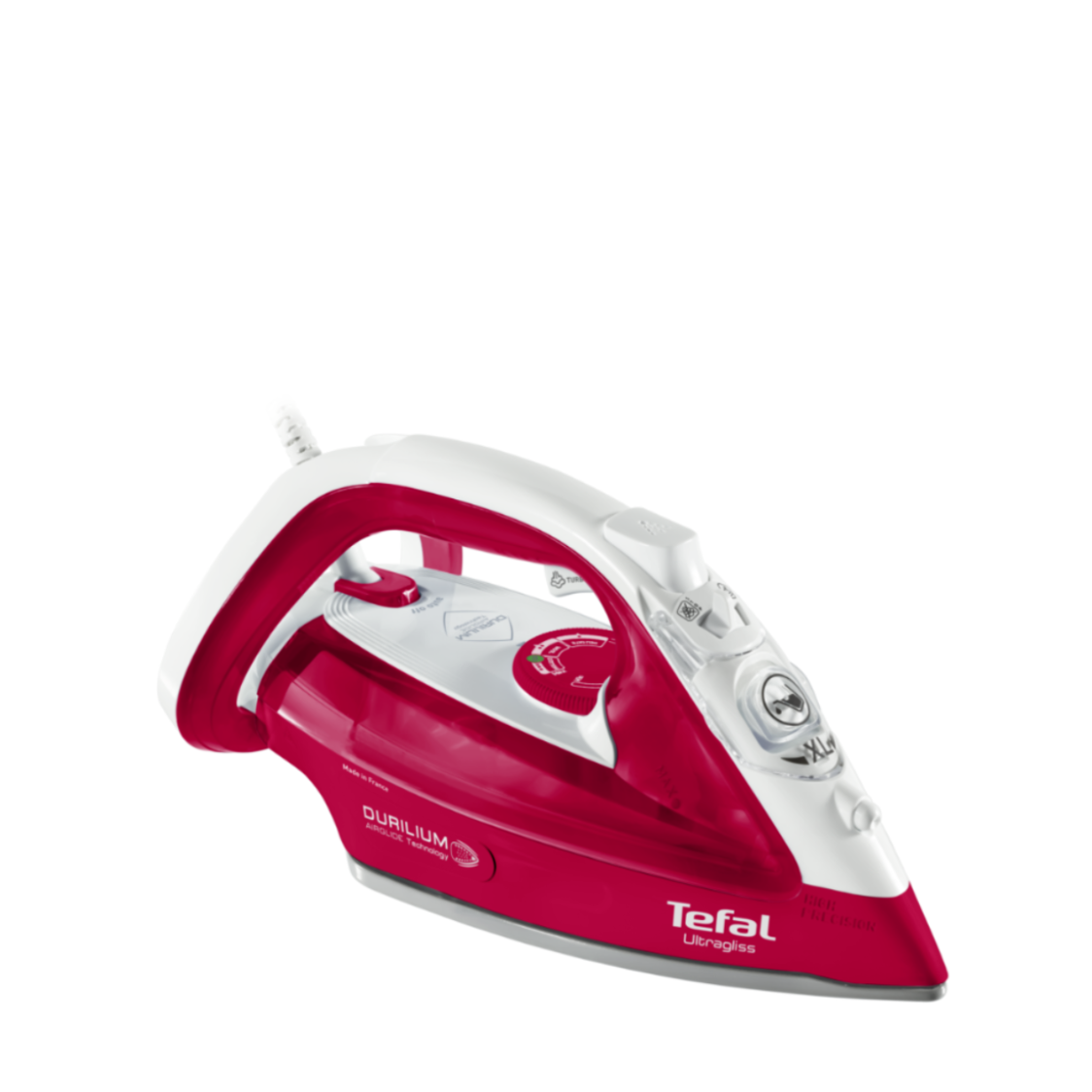 Tefal Steam Iron Ultragliss Made in France FV4950M0