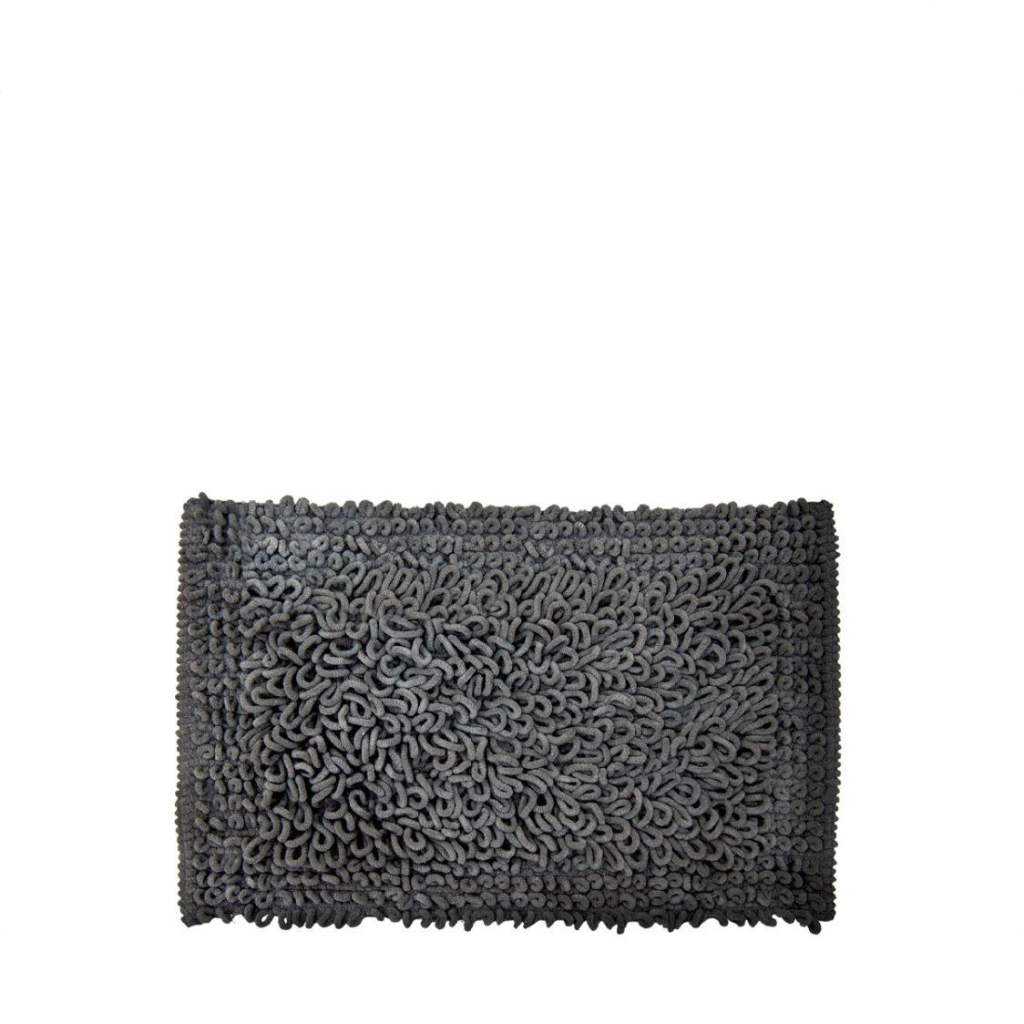 Charles Millen Suite Collection PRIM 18-352 - Taupe 100 Microfibre Anti-Slip Bath Mat