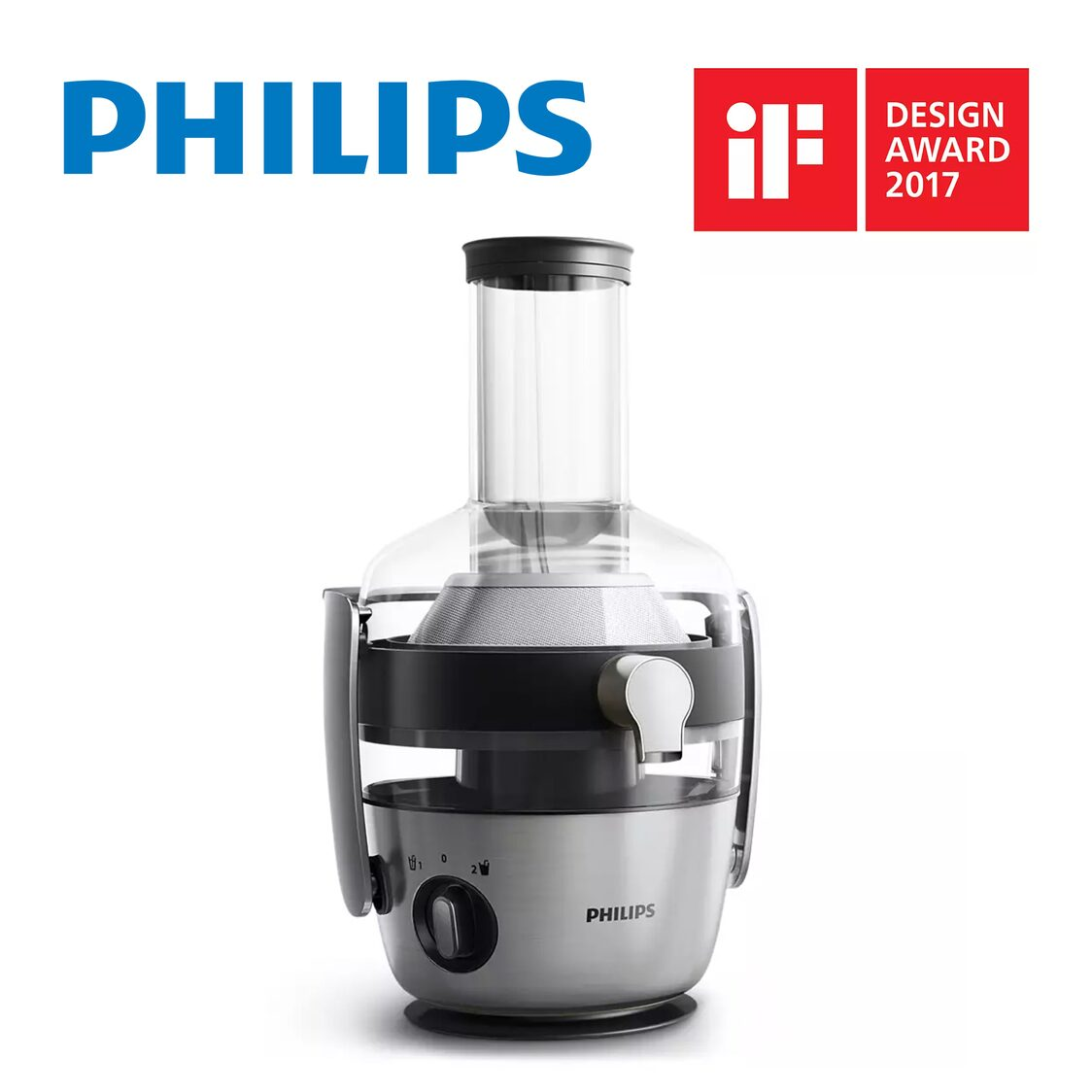 Philips Avance Collection 1200W Juicer HR192221
